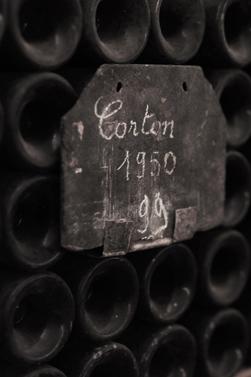 -Corton 1950