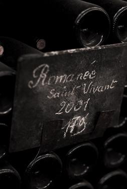 -Romanée Saint Vivant 2001