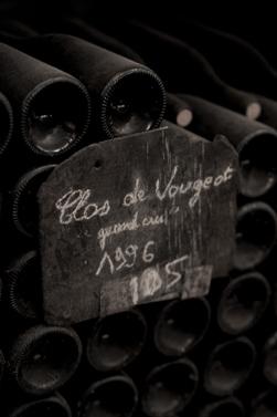 Clos de Vougeot, grand Cru-1996