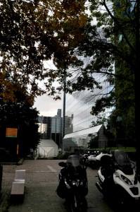 DSC0439-199x300 LA TOUR ÉQHO dans le quartier de La DÉFENSE Reportages
