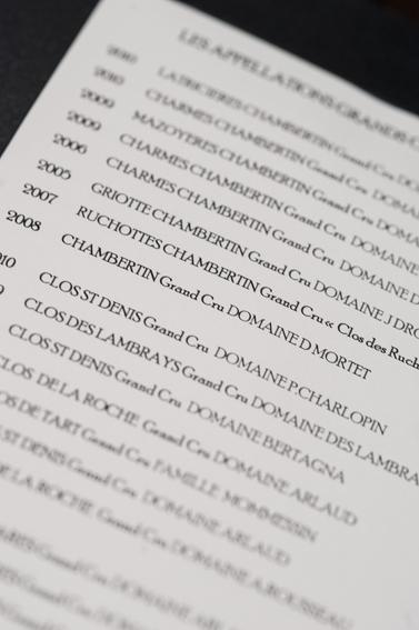 W.Frachot-le-Chapeau-Rouge-Dijon24 Le bon vin de l'Ivresse oenotourisme Reportages