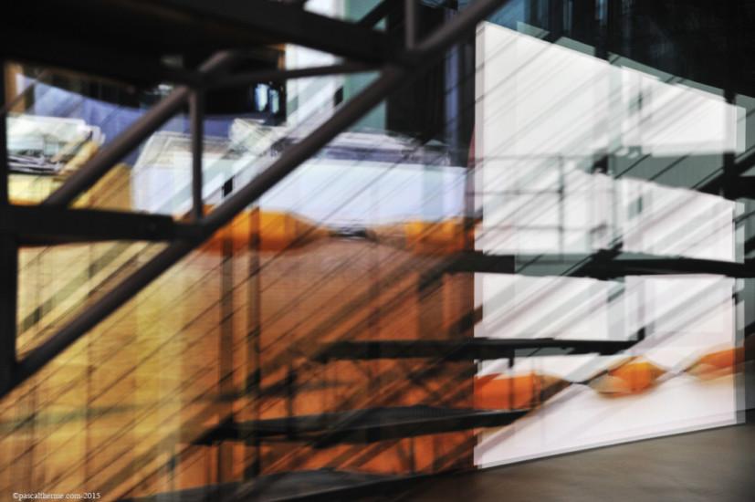 Bruce-Nauman-Fondation-Cartier13-827x550 Reportages photo Expositions, Concerts, Opéra, Festivals...