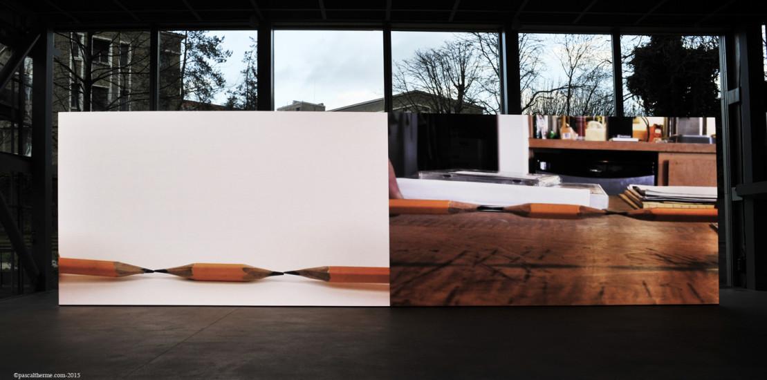 Bruce-Nauman-Fondation-Cartier14-1109x550 Reportages photo Expositions, Concerts, Opéra, Festivals...