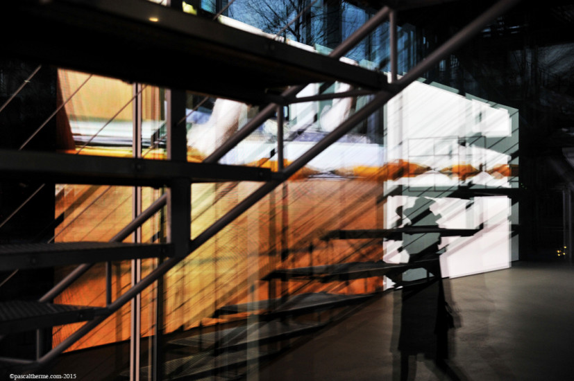 Bruce-Nauman-Fondation-Cartier151-827x550 Reportages photo Expositions, Concerts, Opéra, Festivals...