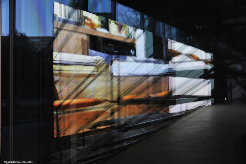 Bruce-Nauman-Fondation-Cartier181-827x550 Reportages photo Expositions, Concerts, Opéra, Festivals...