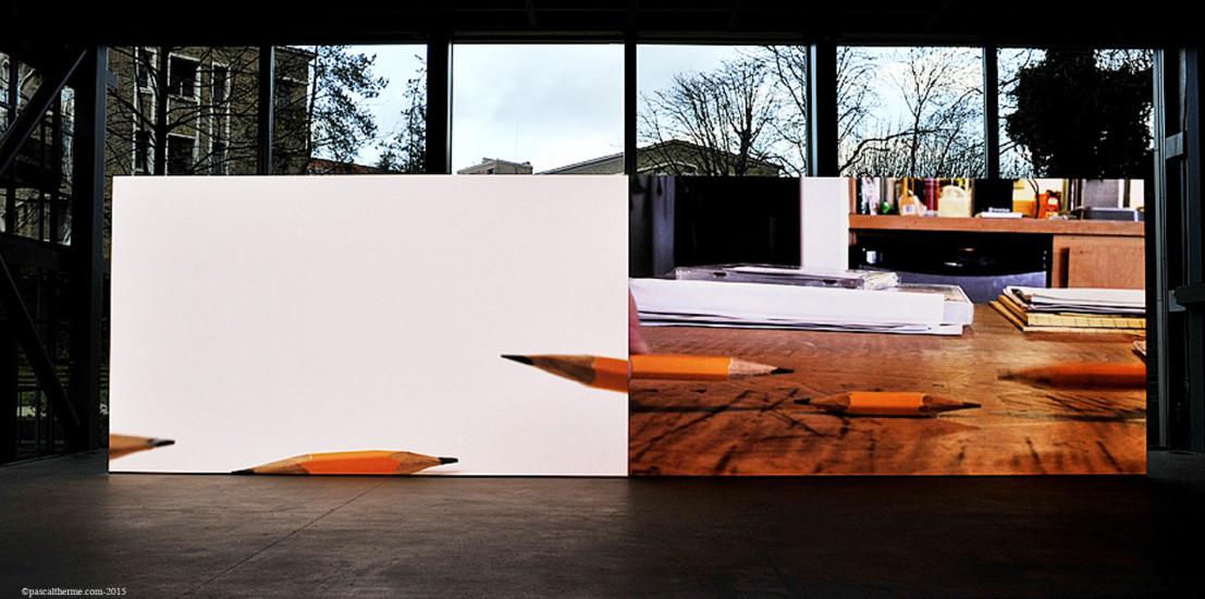Bruce-Nauman-Fondation-Cartier2-1107x550 Reportages photo Expositions, Concerts, Opéra, Festivals...