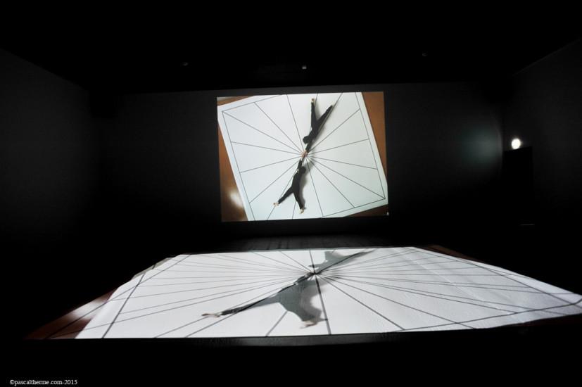 Bruce-Nauman-Fondation-Cartier26-827x550 Reportages photo Expositions, Concerts, Opéra, Festivals...