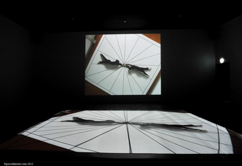 Bruce-Nauman-Fondation-Cartier27-799x550 Reportages photo Expositions, Concerts, Opéra, Festivals...