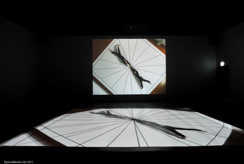 Bruce-Nauman-Fondation-Cartier28-816x550 Reportages photo Expositions, Concerts, Opéra, Festivals...