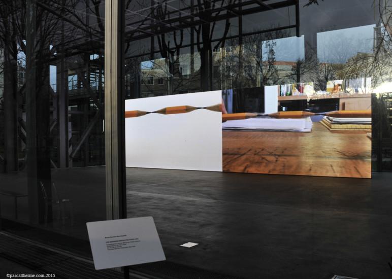 Bruce-Nauman-Fondation-Cartier4-772x550 Reportages photo Expositions, Concerts, Opéra, Festivals...