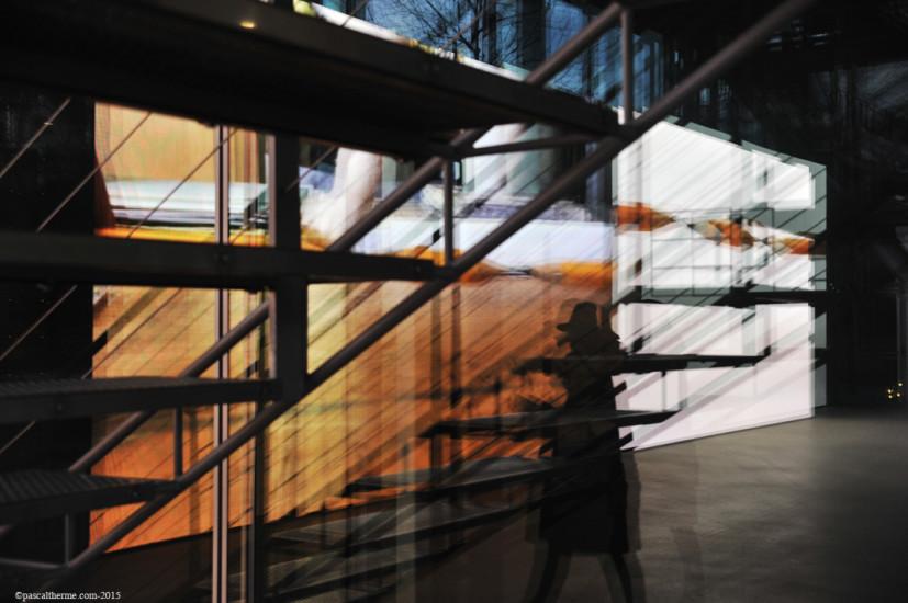Bruce-Nauman-Fondation-Cartier5-827x550 Reportages photo Expositions, Concerts, Opéra, Festivals...