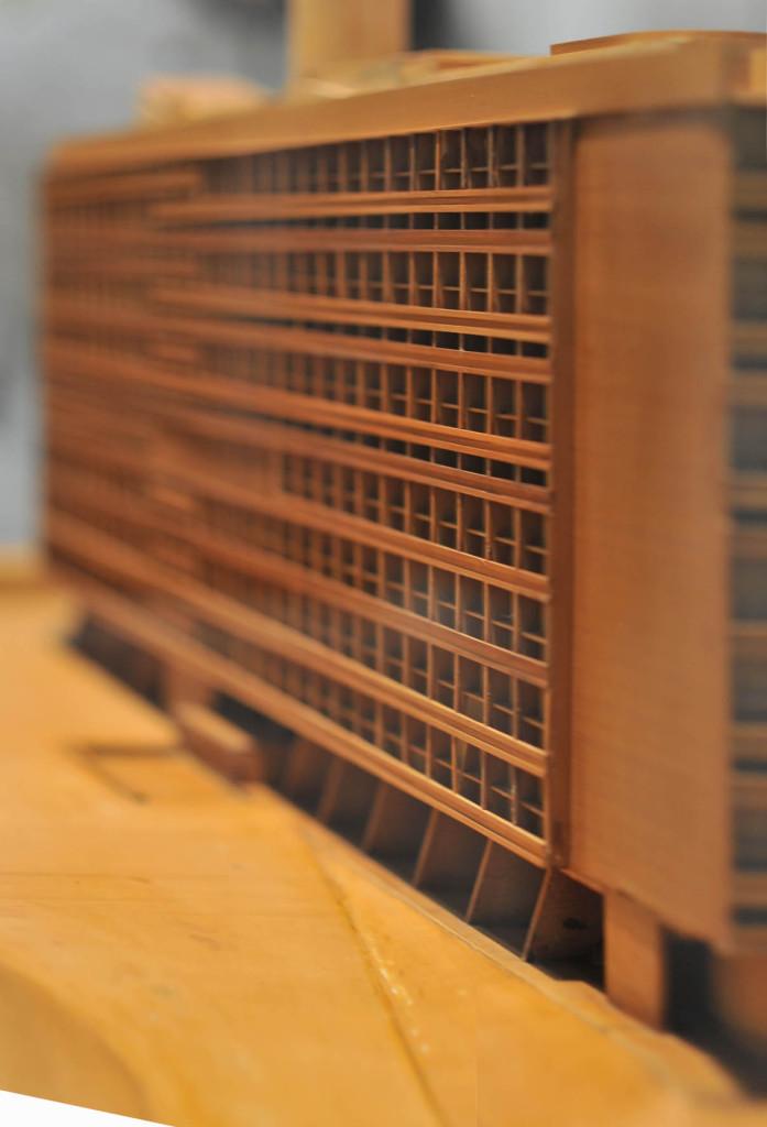 lecorbusierC.Pompidou47-697x1024 Reportage Photo Paris : Architecture