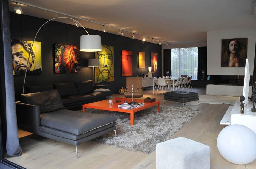 Maison d'architecte à Sceaux