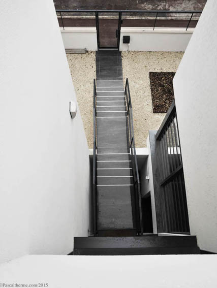 LO-House539 Reportage Photo Paris : Architecture