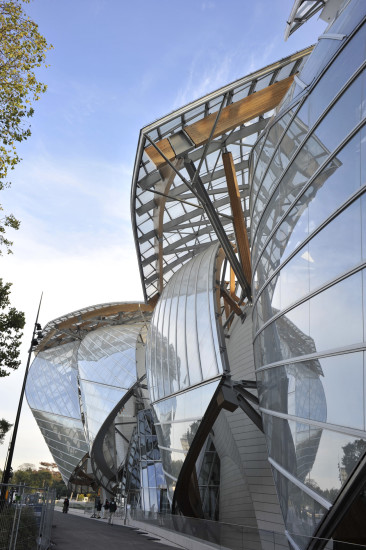 Fondation-Louis-VUITTON-©P.THERME153-366x550 Reportage Photo Paris : Architecture