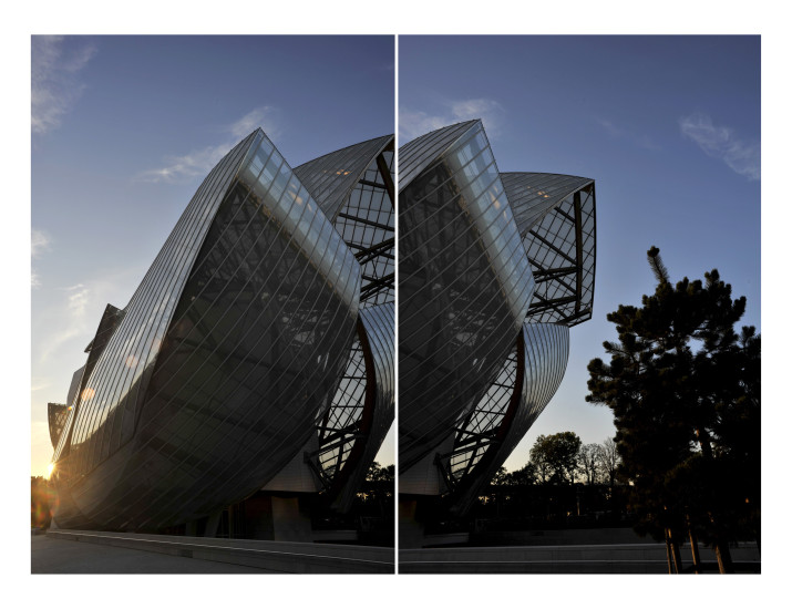 Fondation-Louis-VUITTON-©P.THERME160-715x550 Reportage Photo Paris : Architecture