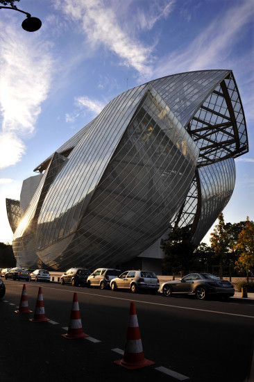 Fondation-Louis-VUITTON-©P.THERME3-366x550 Reportage Photo Paris : Architecture