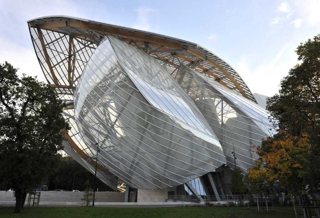 Fondation-Louis-VUITTON-©P.THERME4-1024x698 Reportage Photo Paris : Architecture