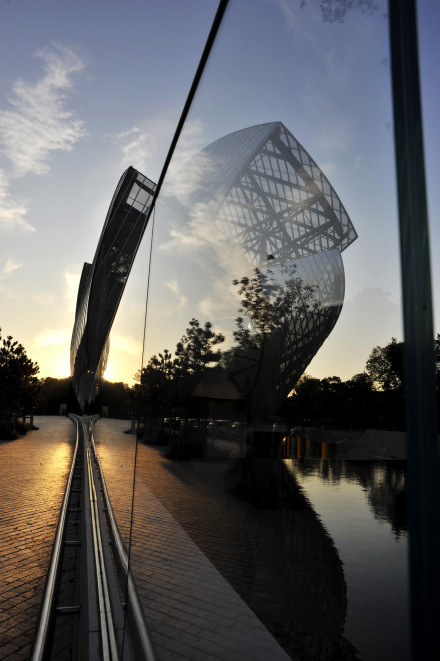 Fondation-Louis-VUITTON-©P.THERME82-440x661 Reportage Photo Paris : Architecture