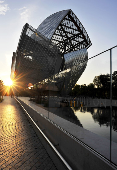 Fondation-Louis-VUITTON-©P.THERME83-379x550 Reportage Photo Paris : Architecture