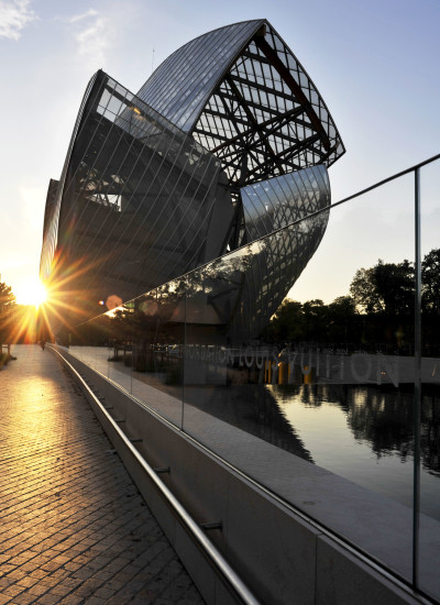 Fondation-Louis-VUITTON-©P.THERME83-400x550 Reportage Photo Paris : Architecture