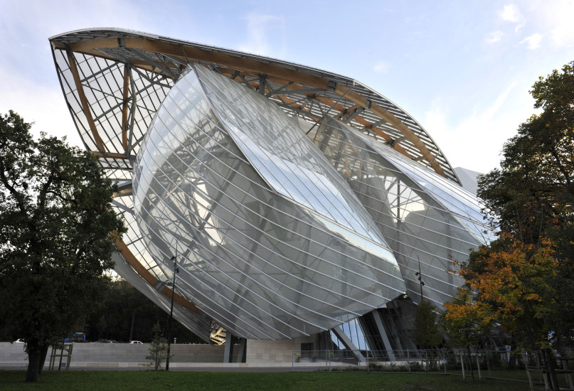 Fondation-Louis-VUITTON-©P.THERME84-807x550 Reportage Photo Paris : Architecture