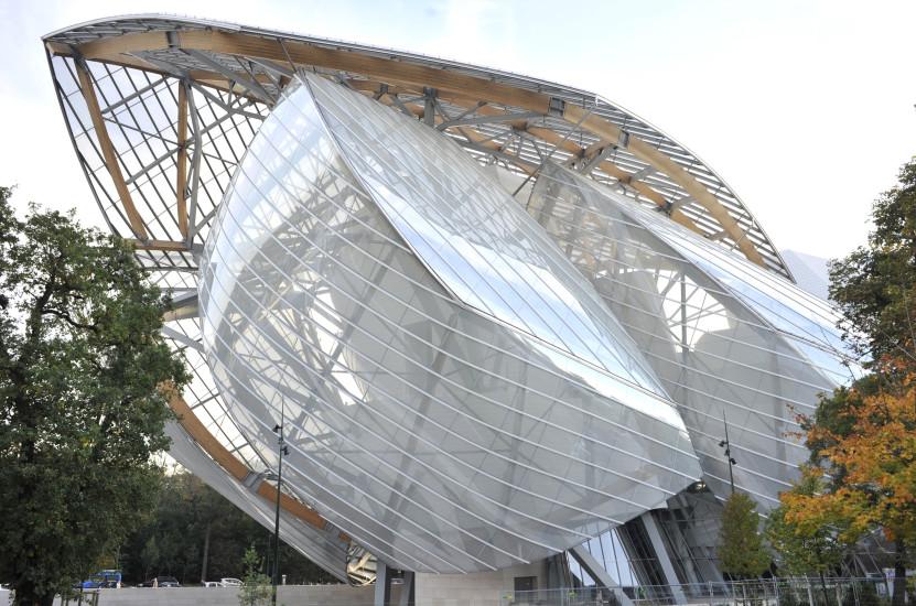 Fondation-Louis-VUITTON-©P.THERME86-831x550 Reportage Photo Paris : Architecture