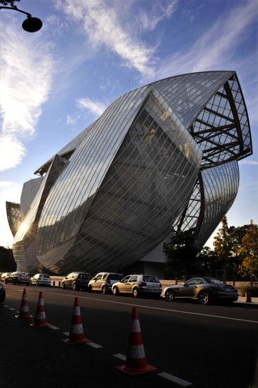 Fondation-Louis-VUITTON-©P.THERME87-366x550 Reportage Photo Paris : Architecture