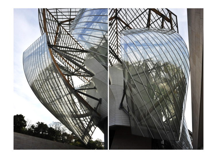 Fondation-Louis-VUITTON-©P.THERME97-756x550 Reportage Photo Paris : Architecture
