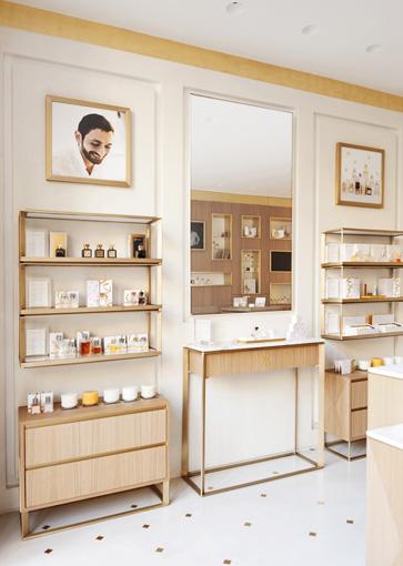 parfums Francis KURKDJIAN-Boutique desBlancs Manteaux