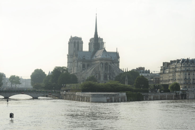 Inondations Paris- 6 Juin 2016