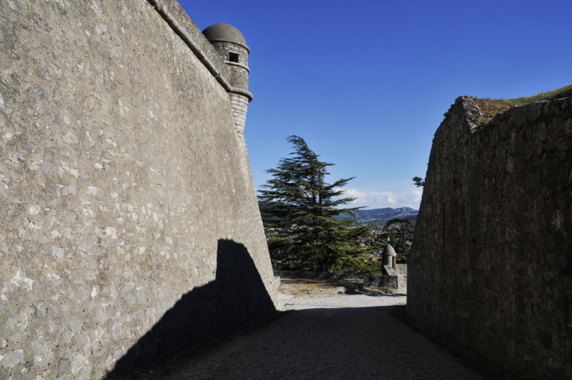 la Citadelle de Sisteron;sisteron;citadelle;France;Alpes de Haute Provence;Provence-Côte d'Azur,Jean Errard,Vauban