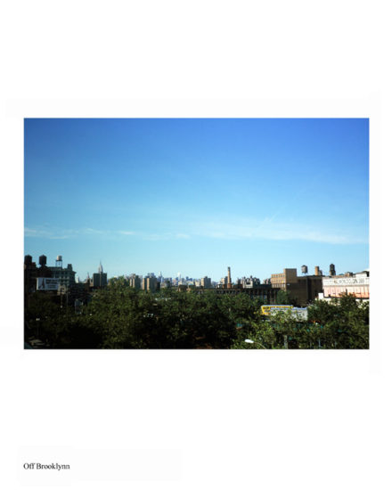 ny-memories-Off Brooklyn