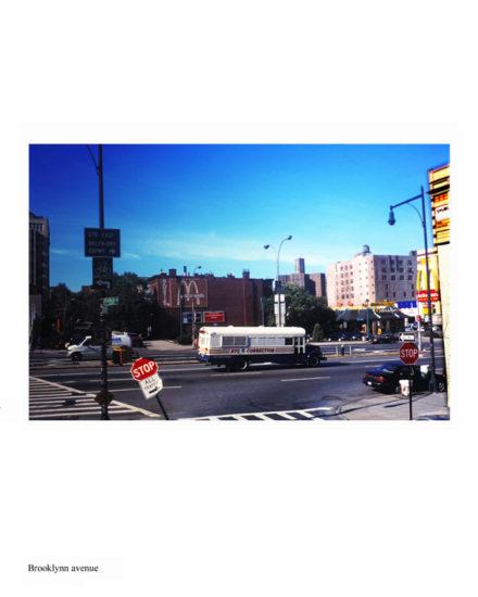 ny-memories-Brooklyn's avenue