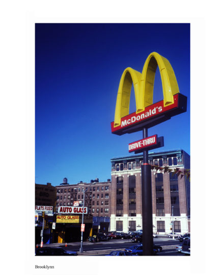 ny-memories-MC Donald's-Brooklyn