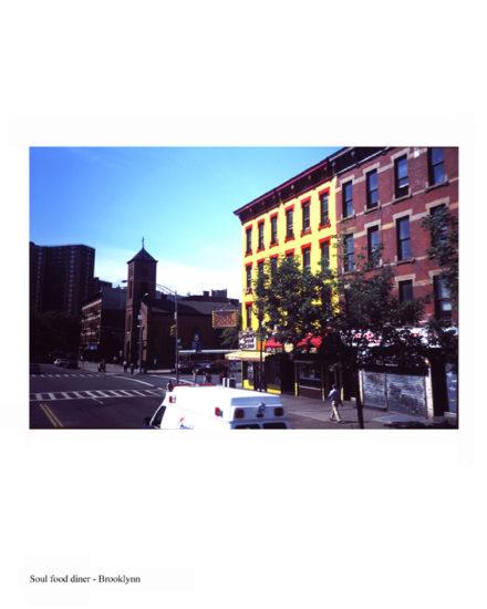 ny-memories-Soul food diner-Brooklyn