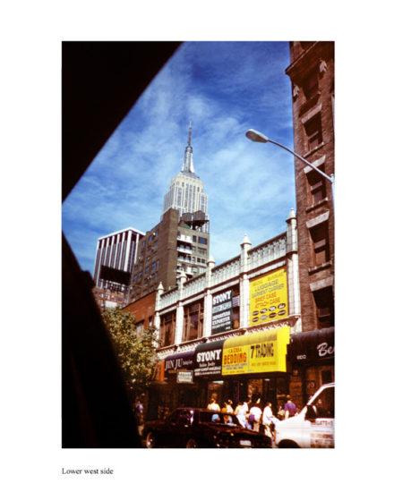 New-York Memories- Manhattan- Lower West Side