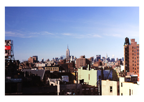 ny-memories-empire state building from lower Manhattan