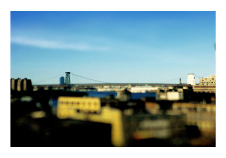 ny-memories-Brooklyn Bridge from lower Brooklyn
