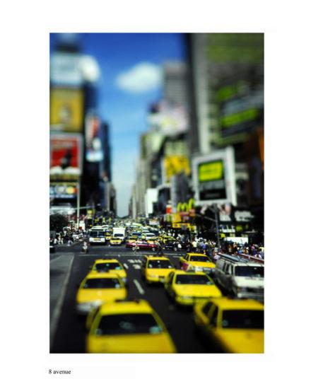 New-York Memories- Manhattan- 8 Avenue