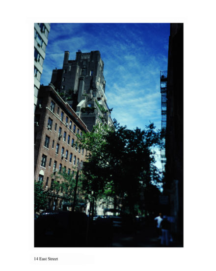 New-York Memories-Downtown Manhattan- 14 East Steet