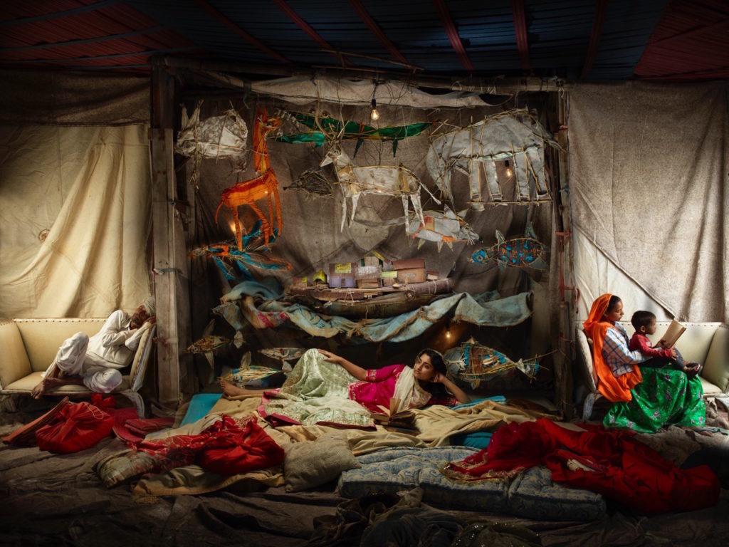 "anjana-nair-dream-de-Nicolas-Henry-1024x768 « Cabanes imaginaires autour du monde "" Nicolas Henry ART"