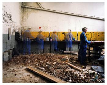 """03-latelier-1-350x280 ESTELLE LAGARDE « Maison d'arrêt » et « Lundi matin » sous le titre """"Libertés Conditionnelles"""" mois de la photo du Grand Paris. ART"""