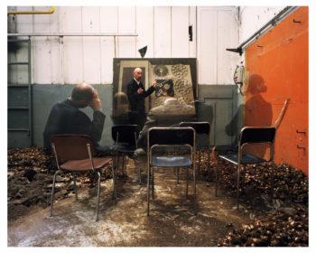 """04-lexpert-350x280 ESTELLE LAGARDE « Maison d'arrêt » et « Lundi matin » sous le titre """"Libertés Conditionnelles"""" mois de la photo du Grand Paris. ART"""