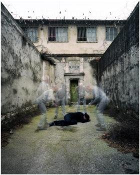 """Redressement-280x350 ESTELLE LAGARDE « Maison d'arrêt » et « Lundi matin » sous le titre """"Libertés Conditionnelles"""" mois de la photo du Grand Paris. ART"""