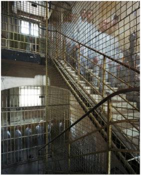 """délit-de-fuite-282x350 ESTELLE LAGARDE « Maison d'arrêt » et « Lundi matin » sous le titre """"Libertés Conditionnelles"""" mois de la photo du Grand Paris. ART"""