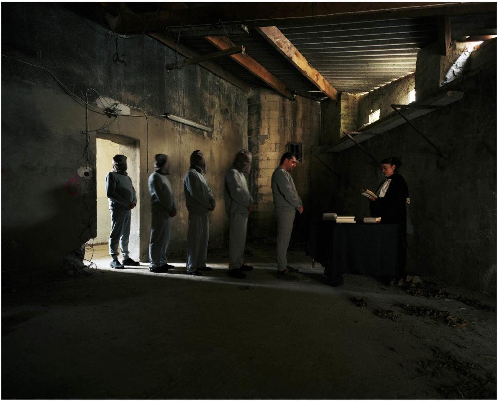 """détention-provisoire-1024x823 ESTELLE LAGARDE « Maison d'arrêt » et « Lundi matin » sous le titre """"Libertés Conditionnelles"""" mois de la photo du Grand Paris. ART"""