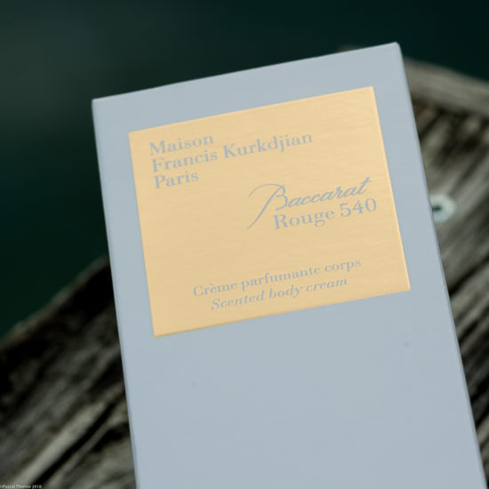 parfums Francis Kurkdjian- Baccarat rouge 540