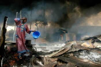 Akintunde Akinleye/Files (NIGERIA BUSINESS COMMODITIES DISASTER POLITICS ENERGY SOCIETY TPX IMAGES OF THE DAY)