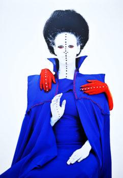 La_Gacilly-_Le_monde_a_neuf_ans_»_d'Aida_Muluneh-7-242x350 LA GACILLY AU PAS DE COURSE ET POUR AUTANT…. ART